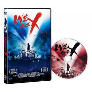 送料無料 X JAPAN WE ARE X DV...の商品画像