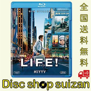 新品 2点以上で送料無料 LIFE/ライフ Blu-ray ブルーレイ ベン・スティラー クリステン...