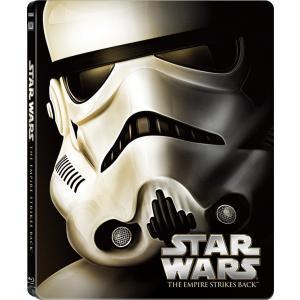 新品 送料無料 スター・ウォーズ エピソードV/帝国の逆襲 スチールブック仕様 Blu-ray ブル...
