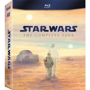 新品 廃盤 スター・ウォーズ コンプリート・サーガ ブルーレイBOX 初回生産限定 Blu-ray スターウォーズ STAR WARS PR|red-monkey