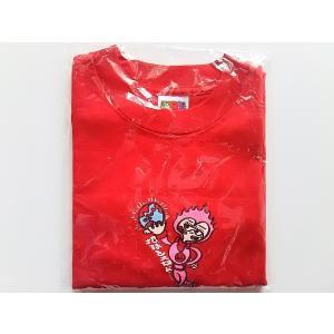 成田昭次 (男闘呼組) デザインTシャツ 赤 サイズフリー PR red-monkey