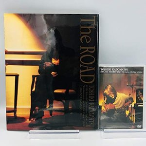 (USED品/中古品) 角松敏生 写真集+DVD The Road TOSHIKI KADOMATS...