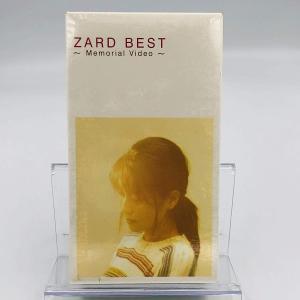 新品 ZARD VHS BEST Memorial Video ビデオ 坂井泉水 PR red-monkey