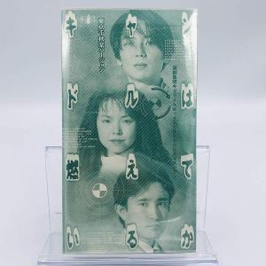 新品 VHS キャンドルは燃えているか 演劇集団キャラメルボックス1999クリスマスツアー 東京千秋楽バージョン ビデオ PR red-monkey