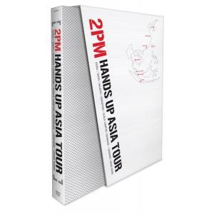 新品 送料無料 2PM - Hands Up Asia Tour 2DVD + 写真集 韓国版 Import PR|red-monkey