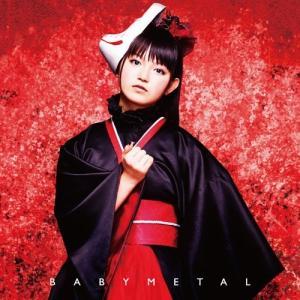 送料無料 「メギツネ」 キ盤 初回生産限定盤CD+DVD Single CD+DVD BABYMETAL PR|red-monkey
