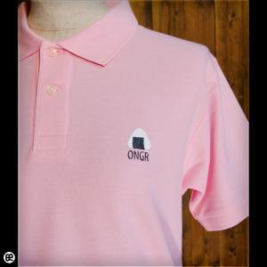 ポロシャツ/メンズ/レディース/5.3oz速乾ポロ : ONGR : ピンク|redbros