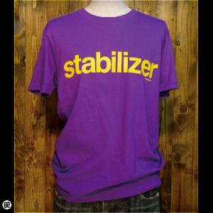 Tシャツ専門店REDBROS. stabilizer (パープル)|redbros