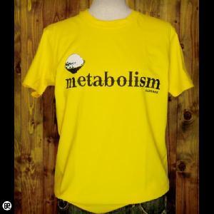 廃版商品 在庫のみ metabolism (サンイエロー)|redbros
