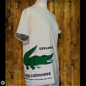 Tシャツ/メンズ/レディース/6.2oz半袖Tシャツ : Crocodile : ストーン|redbros