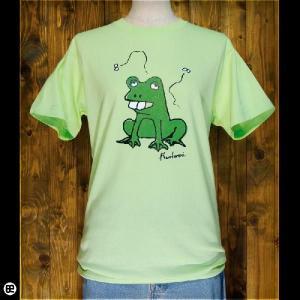 Tシャツ/メンズ/レディース/6.2oz半袖Tシャツ : ケロケローニ : キーライム|redbros
