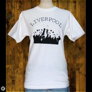 Tシャツ/メンズ/レディース/6.2oz半袖Tシャツ : LIVERPOOL : ホワイト|redbros