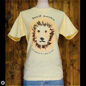 Tシャツ/メンズ/レディース/6.2oz半袖Tシャツ : 狩りは朝飯前 : イエローヘーゼ|redbros