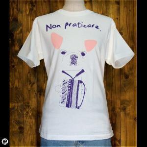 Tシャツ/メンズ/レディース/6.2oz半袖Tシャツ : 練習してない : ナチュラル|redbros