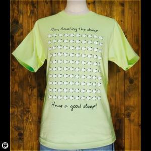 Tシャツ/メンズ/レディース/6.2oz半袖Tシャツ : Sleep Sheep(KL) : キーライム|redbros