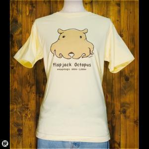 Tシャツ/メンズ/レディース/6.2oz半袖Tシャツ : メンダコ : イエローヘーゼ|redbros