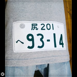 Tシャツ メンズ レディース 6.2oz半袖Tシャツ  尻 ヘザーグレー|redbros