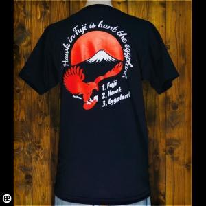 Tシャツ/メンズ/レディース/6.2oz半袖Tシャツ :  ふじたかなすび : ネイビー|redbros