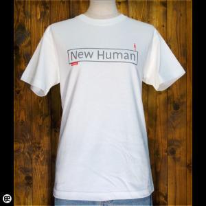 Tシャツ/メンズ/レディース/6.2oz半袖Tシャツ : NewHuman : ナチュラル|redbros