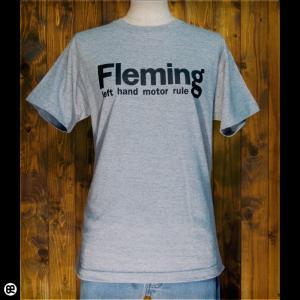 Tシャツ/メンズ/レディース/6.2oz半袖Tシャツ : フレミング(HG) : ヘザーグレー|redbros