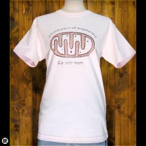 Tシャツ/メンズ/レディース/6.2oz半袖Tシャツ : mtDNA : フロストピンク|redbros