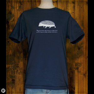 Tシャツ/メンズ/レディース/6.2oz半袖Tシャツ : 棘 : デニム|redbros