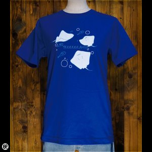 いエーイ!:ロイヤルブルー:Tシャツ|redbros