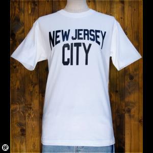 ニュージャージー:ナチュラル:Tシャツ|redbros