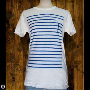 Tシャツ/メンズ/レディース/4.3oz半袖Tee : tape : オフホワイト|redbros