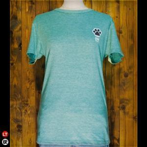 Tシャツ/メンズ/レディース/4.3oz半袖Tee : 299nikukyu : ヘザーグリーン|redbros