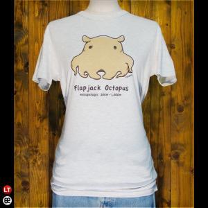 Tシャツ/メンズ/レディース/4.3oz半袖Tee : メンダコ : オートミール|redbros