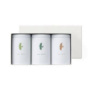 茶屋すずわ いつものとき お茶 3缶入りギフトセット (煎茶 緑茶 ティーバッグ 芽茶 深蒸し煎茶 ...