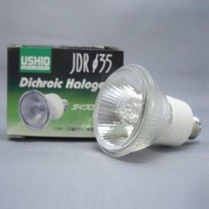 USHIO ダイクロハロゲン JDRφ35 35W 110V E11 中角 JDR110V35WLM/K3 redheart
