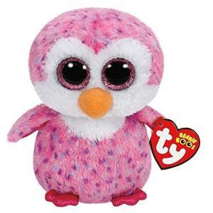 Ty Beanie Boo's (ビーニーブーズ) グライダー(ペンギン) Mサイズ redheart