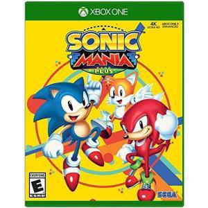 Sonic Mania Plus (輸入版:北米) - XboxOne|redheart