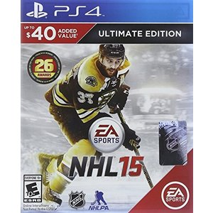 NHL 15 Ultimate Edition (輸入版:北米) - PS4|redheart