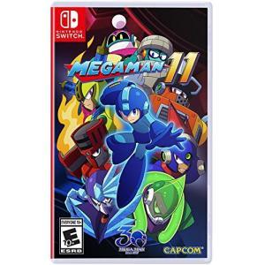 Mega Man 11 (輸入版:北米) - Switch|redheart