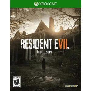 Resident Evil 7 Biohazard (輸入版:北米) - XboxOne|redheart
