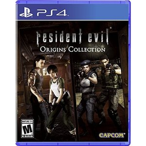 Resident Evil Origins Collection (輸入版:北米) - PS4|redheart