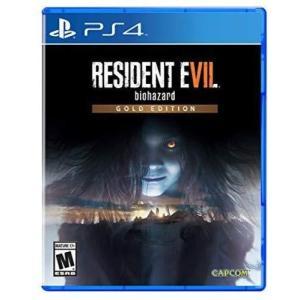 Resident Evil 7 Biohazard Gold Edition (輸入版:北米) - PS4|redheart
