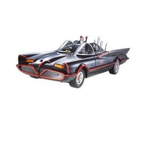 マテル 1/18 1966 TV Series Batmobile 完成品|redheart