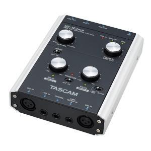 TASCAM オーディオインターフェース US-122MK2|redheart