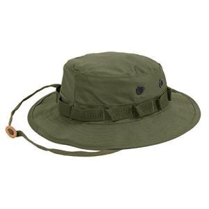 (ロスコ)Rothco 米軍 ブーニーハット Boonie Hat オリーブ S redheart