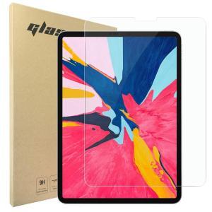 √ 「対応機種」:iPad Pro 12.9インチ(2018秋新型)用ガラスフィルム。Face ID...