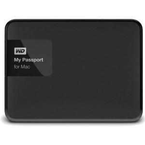 アイ・オー・データ機器 Mac対応 ポータブルハードディスクドライブ 「My Passport for Mac」 1TB WDBJBS0010BSL-|redheart