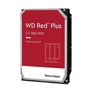 WD80EFBX [WD Red Plus(8TB 3.5インチ SATA 6G 7200rpm 256MB CMR)] redheart