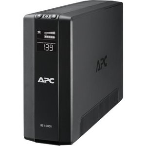 APC RS 1000VA Sinewave Battery Backup 100V redheart