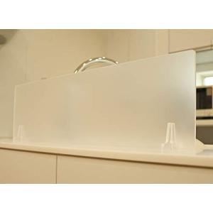 アクリル製 キッチン 軽量1.4kg 水はねガード 仕切り板 透明マット 【キッチンの水まわりに最適 軽くて丈夫なアクリル製】 0924m|redheart