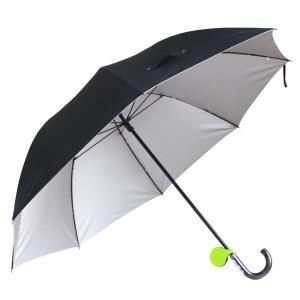 日傘 メンズ 大きい 80cm 晴雨兼用 大判日傘 手開き 日傘 uvカット 遮光 強風対応 リフレクター付き ゴルフ パラソルの画像