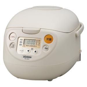 象印 炊飯器 マイコン式 5.5合 ベージュ NS-WB10-CA|redheart